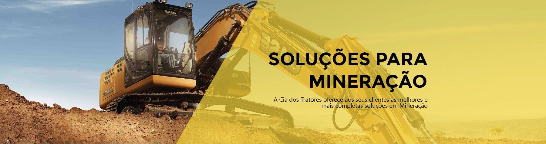 Soluções em Mineração