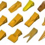 Dentes para escavadeira hidráulica